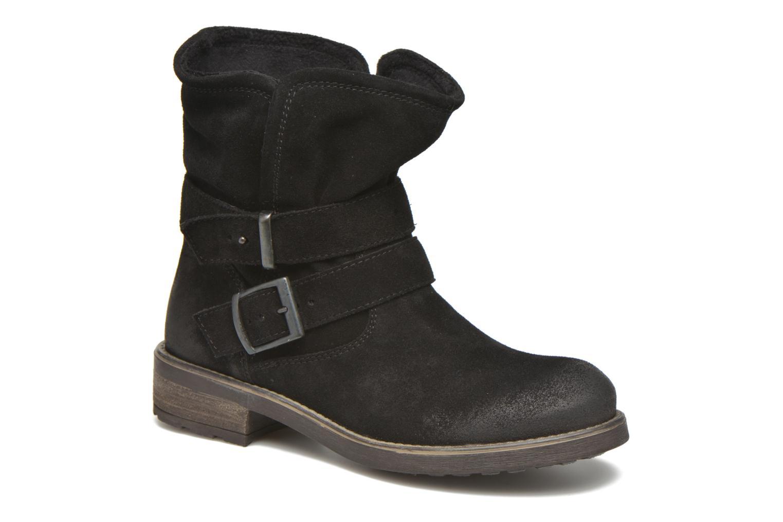 Bottines et boots Tamaris Merremia Noir vue détail/paire