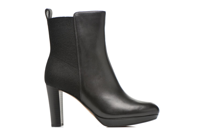 Bottines et boots Clarks Kendra Porter Noir vue derrière