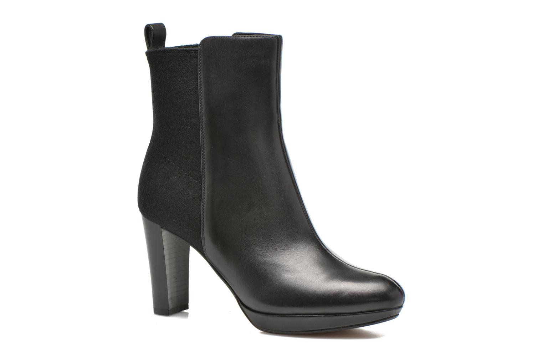 Bottines et boots Clarks Kendra Porter Noir vue détail/paire