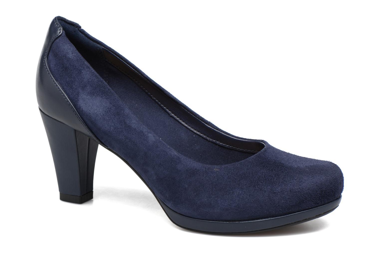 Grandes descuentos últimos zapatos Clarks Zapatos Chorus Chic (Azul) - Zapatos Clarks de tacón Descuento f70fcc