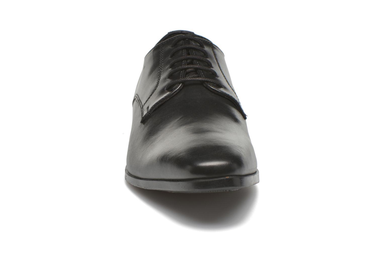 Zapatos con cordones San Marina Daninos Negro vista del modelo