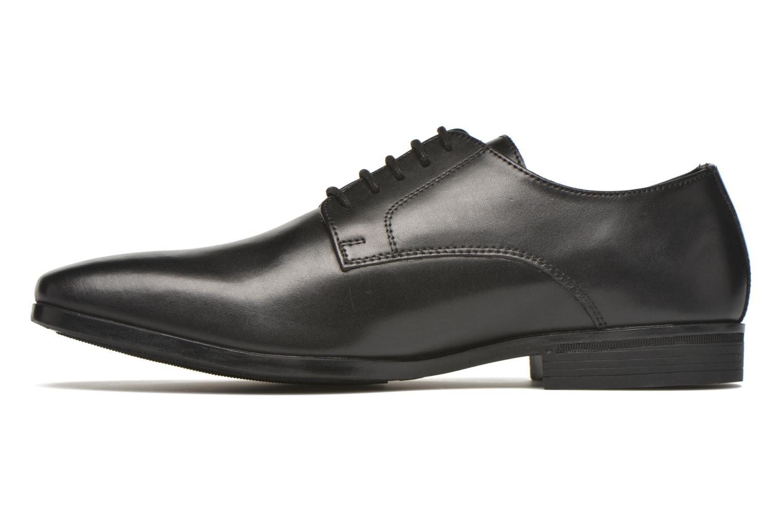 Zapatos con cordones San Marina Daninos Negro vista de frente