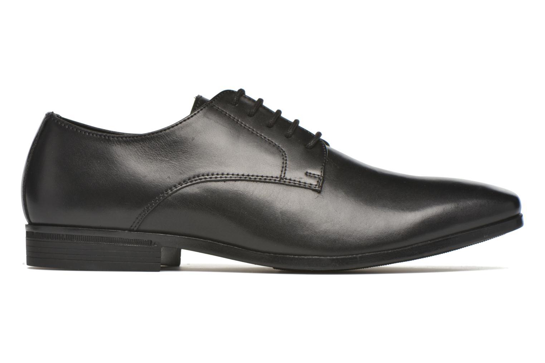 Zapatos con cordones San Marina Daninos Negro vistra trasera
