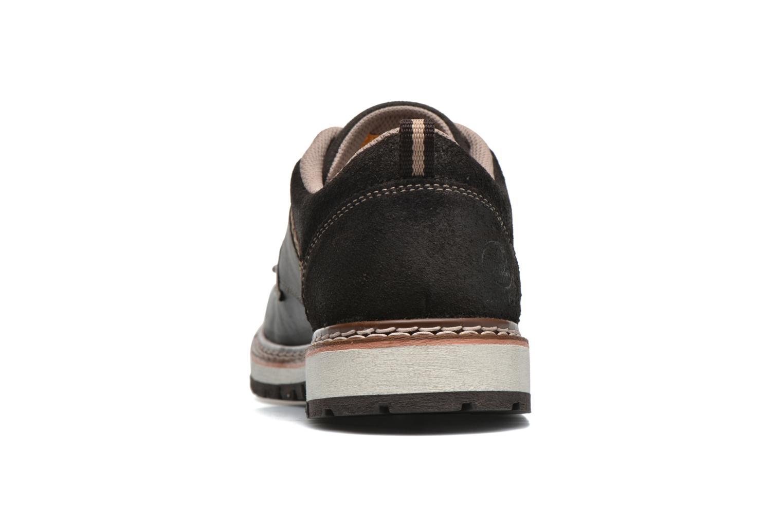 Chaussures à lacets Dockers Alexi Marron vue droite