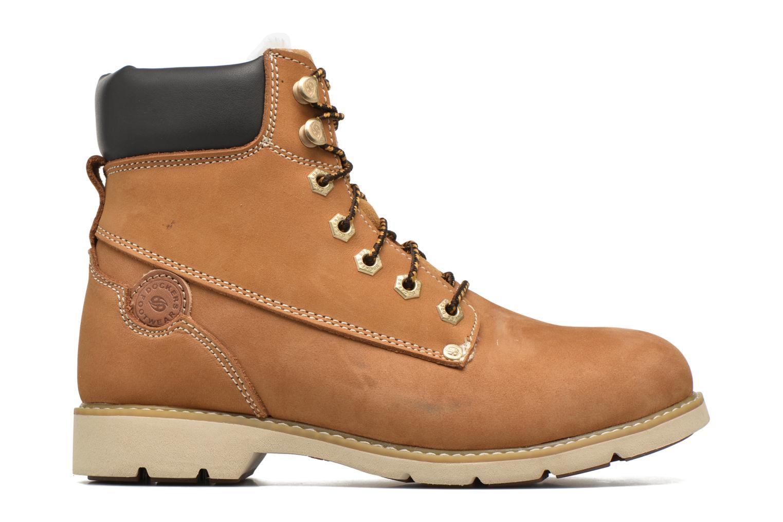 Bottines et boots Dockers Liane Marron vue derrière