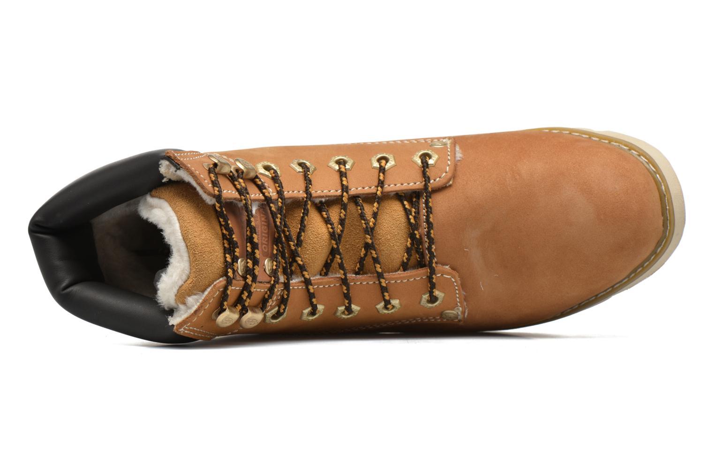 Bottines et boots Dockers Liane Marron vue gauche
