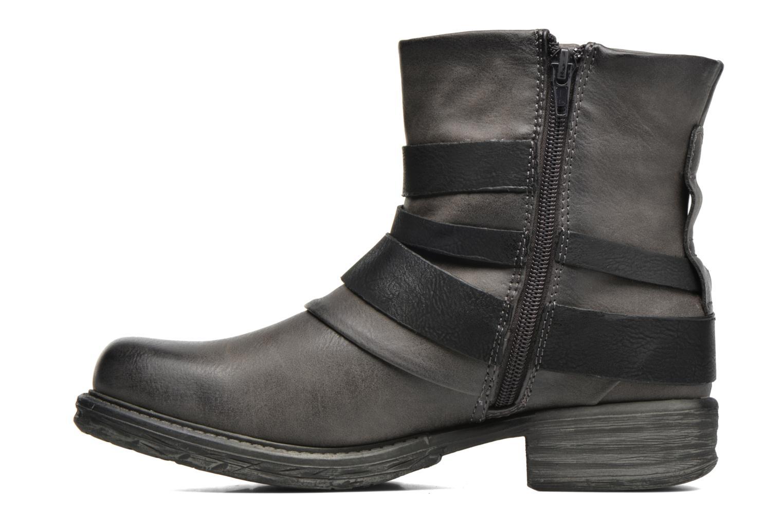 Bottines et boots Dockers Cloee Gris vue face