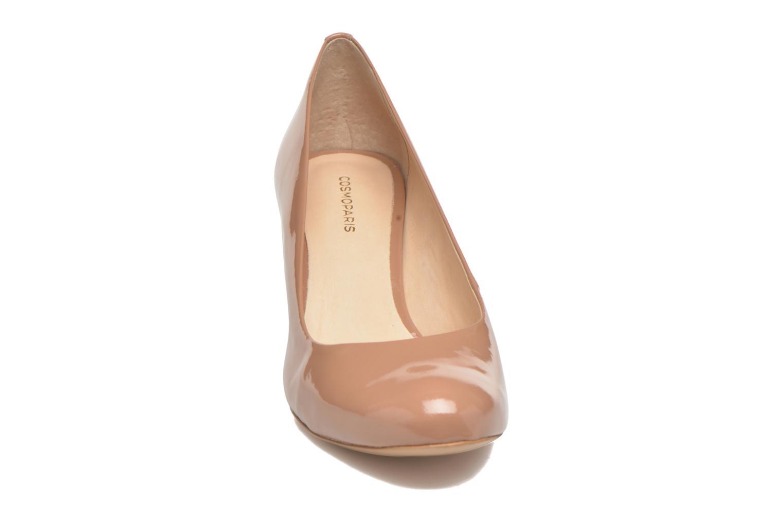 Escarpins COSMOPARIS Jenni/Ver Rose vue portées chaussures