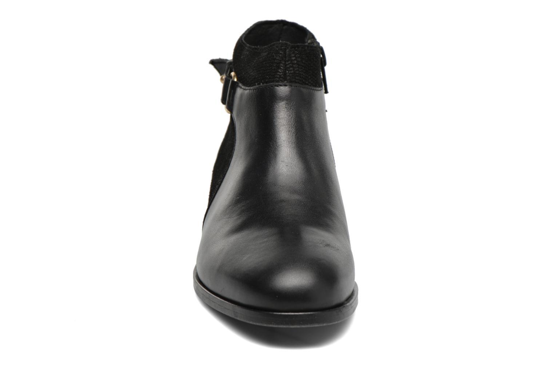 Bottines et boots COSMOPARIS Vady/Bi Noir vue portées chaussures