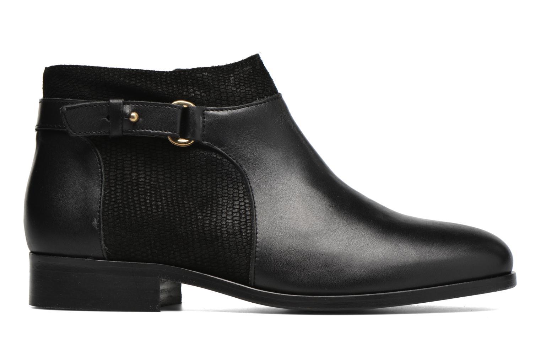 Bottines et boots COSMOPARIS Vady/Bi Noir vue derrière