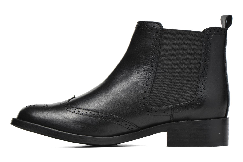 Bottines et boots COSMOPARIS Fredi Noir vue face