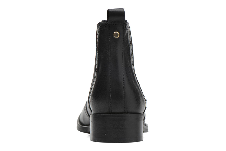 Bottines et boots COSMOPARIS Fredi Noir vue droite