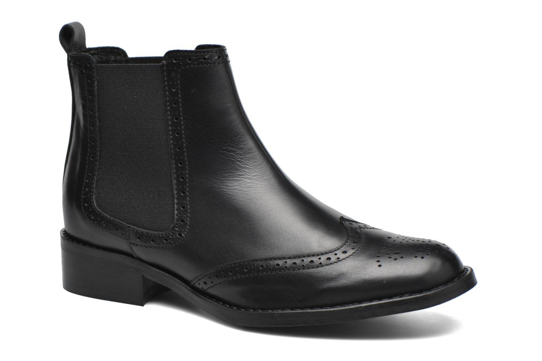 Bottines et boots COSMOPARIS Fredi Noir vue détail/paire