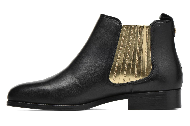 Bottines et boots COSMOPARIS Vissia Noir vue face
