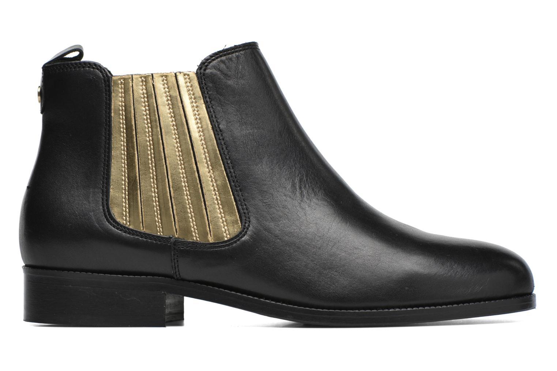 Bottines et boots COSMOPARIS Vissia Noir vue derrière