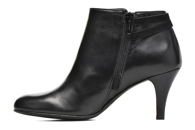 Bottines et boots COSMOPARIS Launa Noir vue face