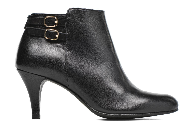 Bottines et boots COSMOPARIS Launa Noir vue derrière