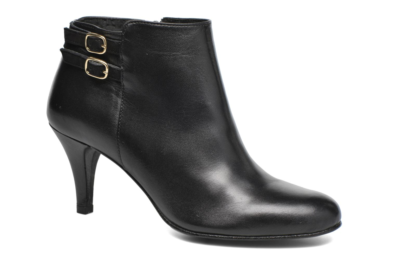 Bottines et boots COSMOPARIS Launa Noir vue détail/paire