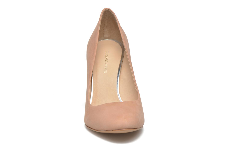 Zapatos de tacón COSMOPARIS Jeclara Rosa vista del modelo