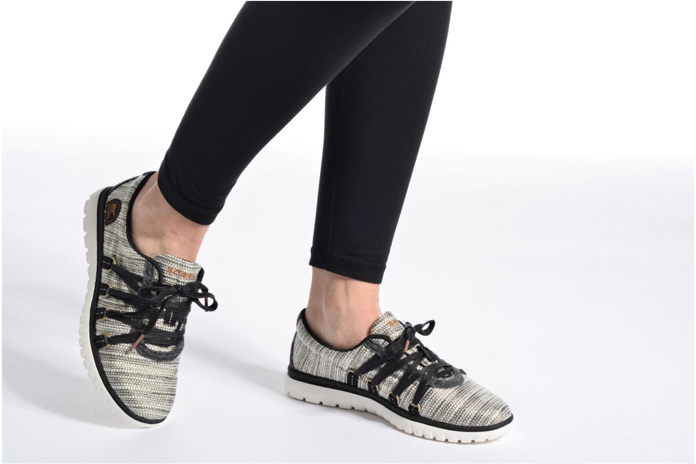 Chaussures de sport Sorel Tivoli Go Blanc vue bas / vue portée sac
