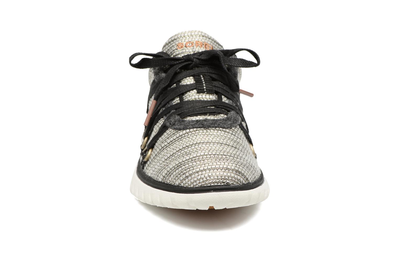 Chaussures de sport Sorel Tivoli Go Blanc vue portées chaussures