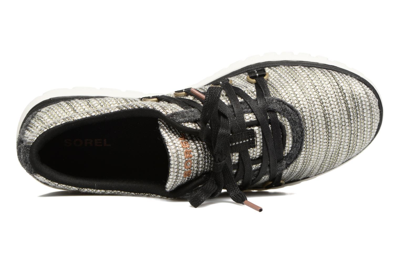 Chaussures de sport Sorel Tivoli Go Blanc vue gauche