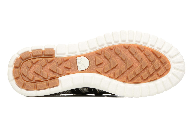 Chaussures de sport Sorel Tivoli Go Blanc vue haut