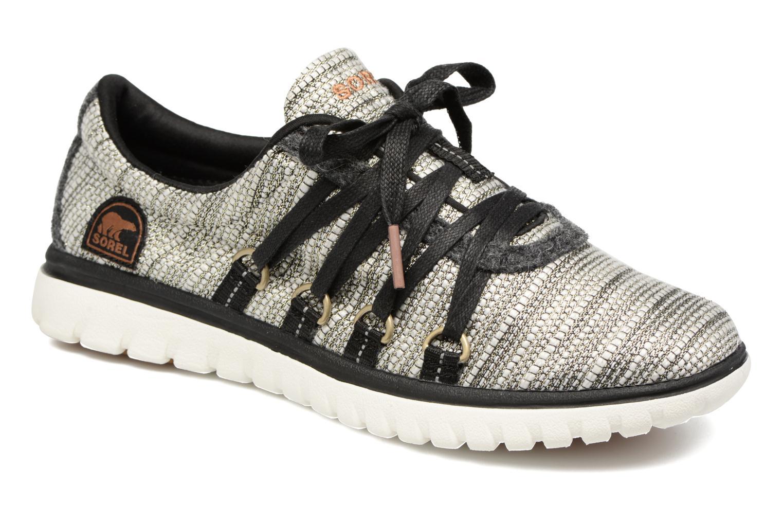Chaussures de sport Sorel Tivoli Go Blanc vue détail/paire