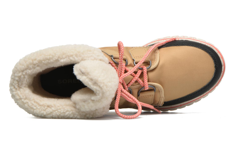 Bottines et boots Sorel Cozy Carnival Marron vue gauche
