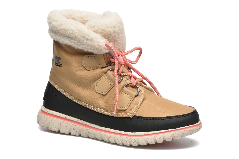 Bottines et boots Sorel Cozy Carnival Marron vue détail/paire