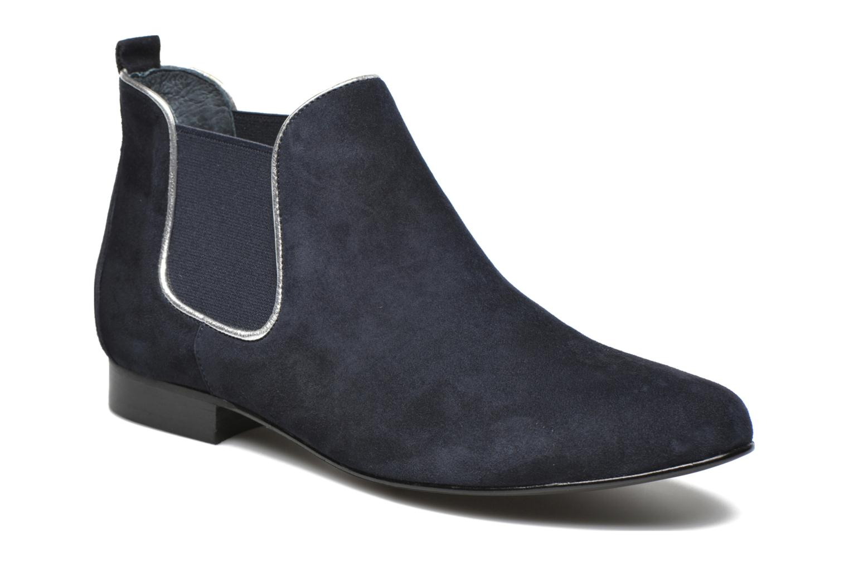 Zapatos promocionales Georgia Rose Asea (Azul) - Botines    Zapatos casuales salvajes