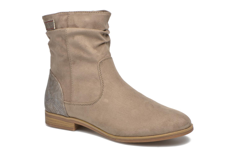Grandes descuentos últimos zapatos S.Oliver Abana (Beige) - Botines  Descuento