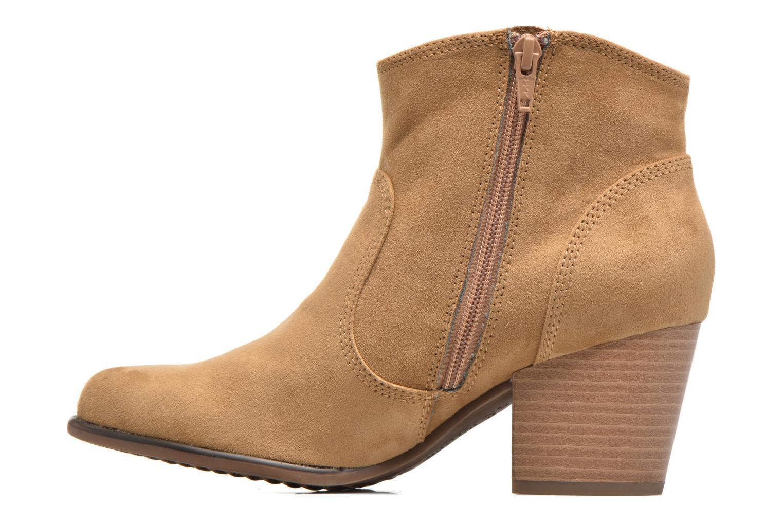 Boots en enkellaarsjes S.Oliver Badda Bruin voorkant
