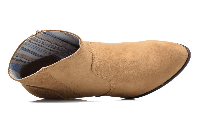 Boots en enkellaarsjes S.Oliver Badda Bruin links