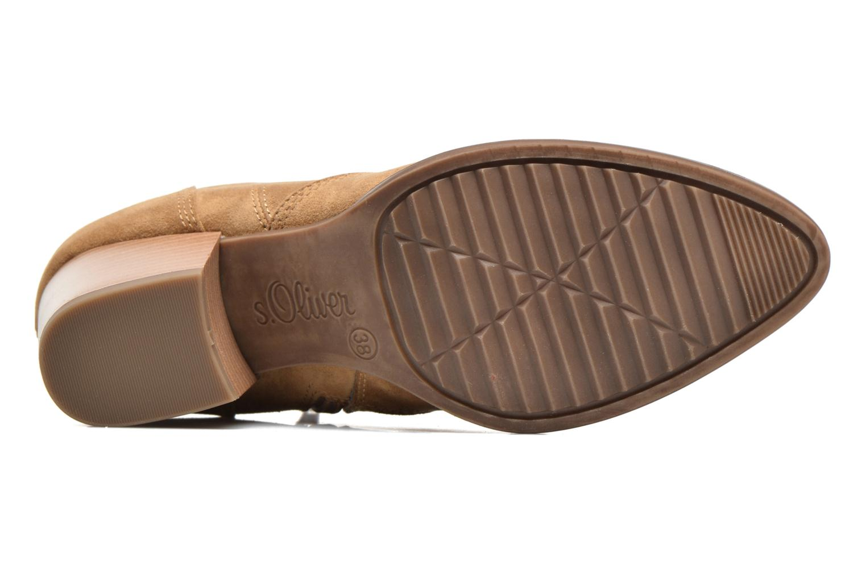 Boots en enkellaarsjes S.Oliver Badda Bruin boven