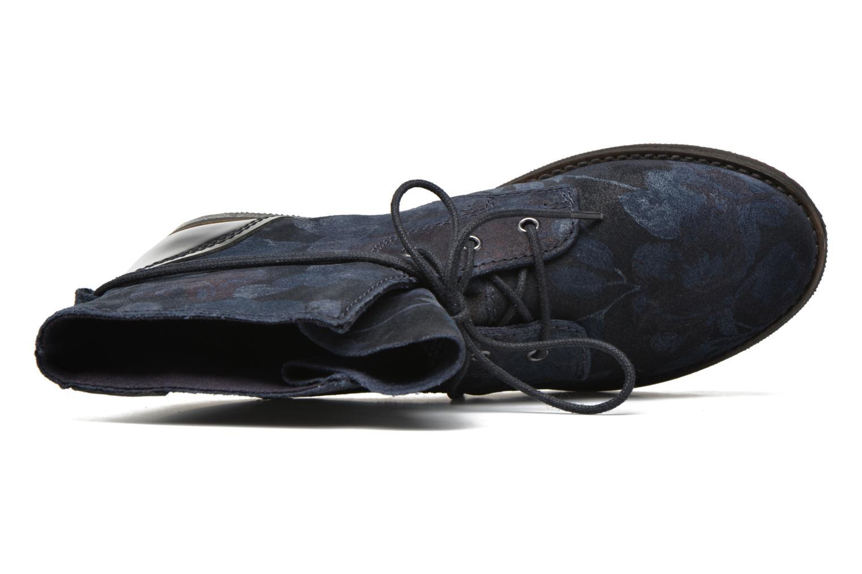 Bottines et boots S.Oliver Jabar Bleu vue gauche