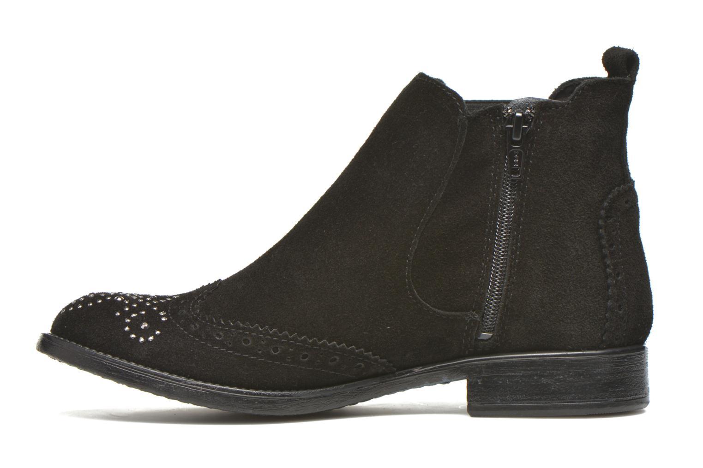 Bottines et boots S.Oliver Macaria Noir vue face