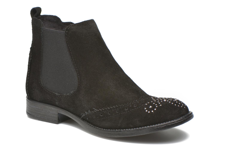 Bottines et boots S.Oliver Macaria Noir vue détail/paire