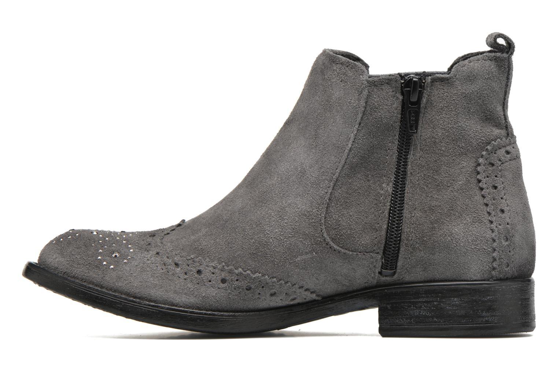 Boots en enkellaarsjes S.Oliver Macaria Grijs voorkant