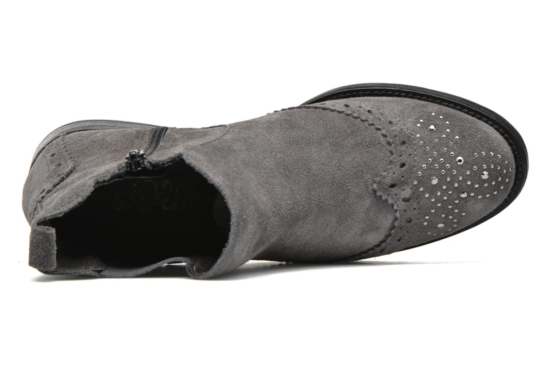 Boots en enkellaarsjes S.Oliver Macaria Grijs links