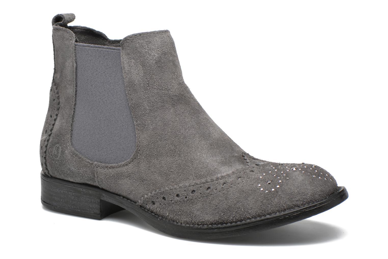 Boots en enkellaarsjes S.Oliver Macaria Grijs detail