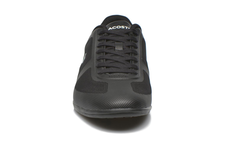 Baskets Lacoste Misano Evo 316 1 Noir vue portées chaussures