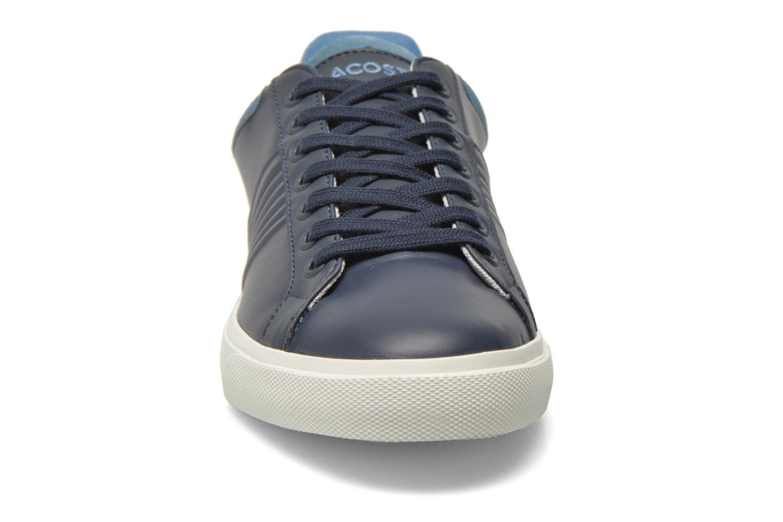 Baskets Lacoste Fairlead 316 2 Bleu vue portées chaussures