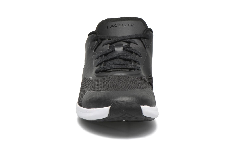 Baskets Lacoste Ltr.01 316 1 Noir vue portées chaussures
