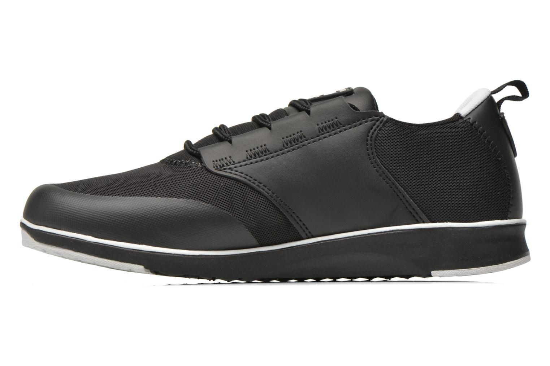 Sneaker Lacoste L.Ight 316 1 schwarz ansicht von vorne