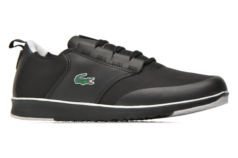 Sneaker Lacoste L.Ight 316 1 schwarz ansicht von hinten