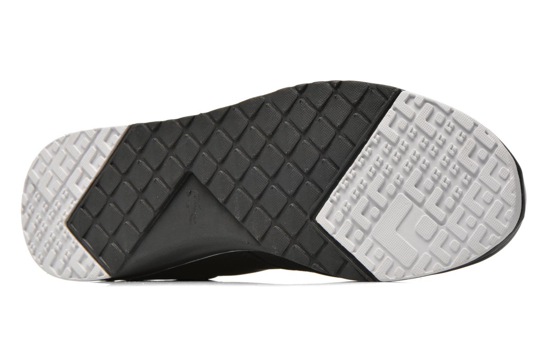 Sneaker Lacoste L.Ight 316 1 schwarz ansicht von oben