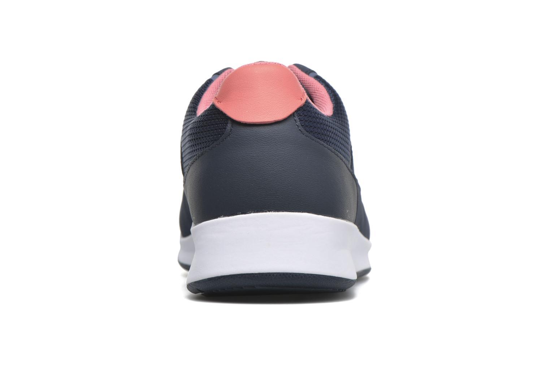 Sneaker Lacoste Chaumont Lace 316 2 blau ansicht von rechts