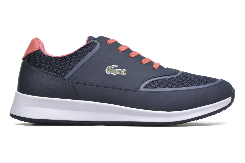 Sneaker Lacoste Chaumont Lace 316 2 blau ansicht von hinten