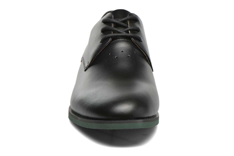 Lace-up shoes Lacoste Cambrai 316 2 Black model view